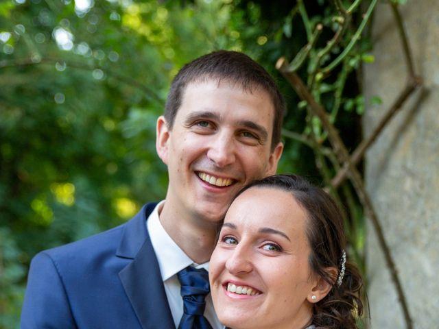 Le mariage de Valentin et Nathalie à Vallons-de-l'Erdre, Loire Atlantique 11