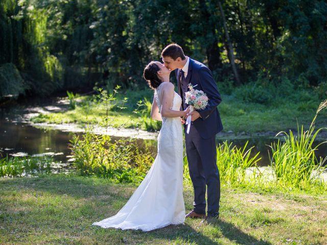 Le mariage de Valentin et Nathalie à Vallons-de-l'Erdre, Loire Atlantique 18