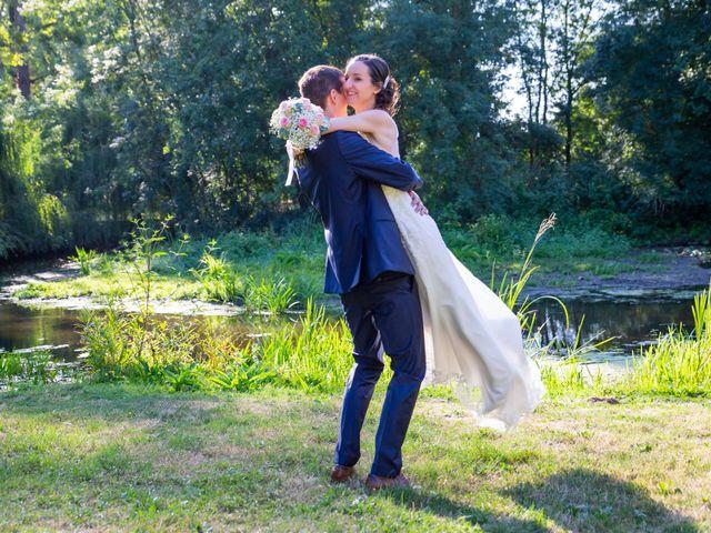 Le mariage de Valentin et Nathalie à Vallons-de-l'Erdre, Loire Atlantique 20