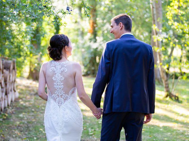 Le mariage de Valentin et Nathalie à Vallons-de-l'Erdre, Loire Atlantique 26