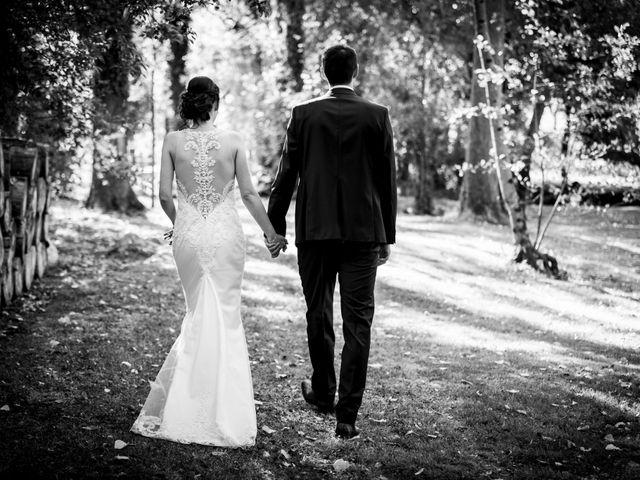 Le mariage de Valentin et Nathalie à Vallons-de-l'Erdre, Loire Atlantique 27