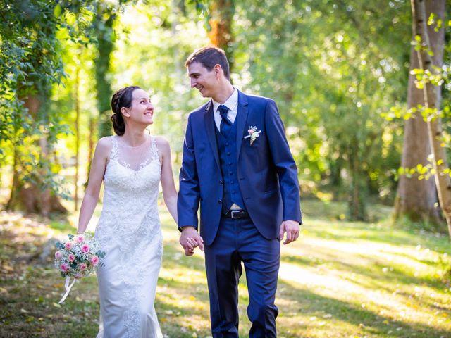 Le mariage de Valentin et Nathalie à Vallons-de-l'Erdre, Loire Atlantique 29