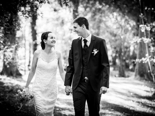 Le mariage de Valentin et Nathalie à Vallons-de-l'Erdre, Loire Atlantique 30