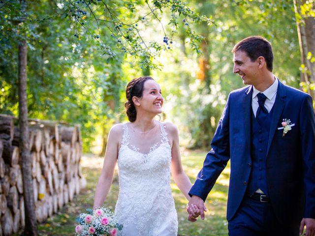 Le mariage de Valentin et Nathalie à Vallons-de-l'Erdre, Loire Atlantique 2
