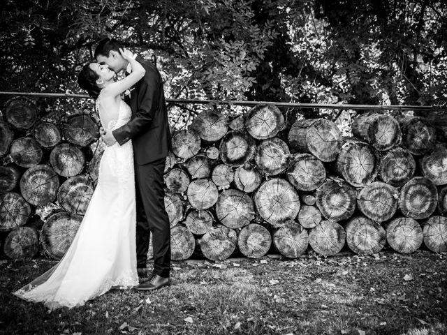 Le mariage de Valentin et Nathalie à Vallons-de-l'Erdre, Loire Atlantique 31