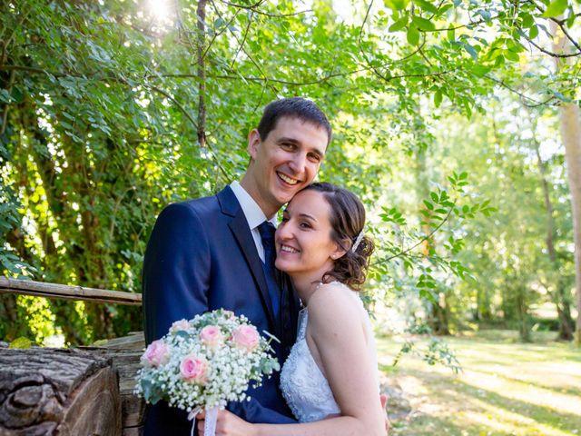 Le mariage de Valentin et Nathalie à Vallons-de-l'Erdre, Loire Atlantique 32
