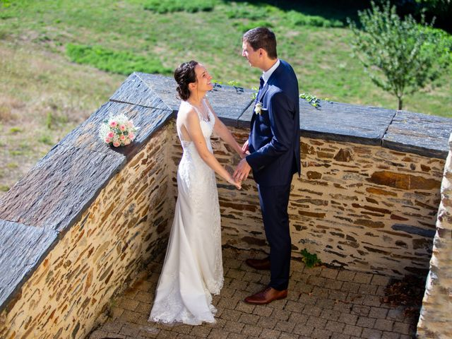 Le mariage de Valentin et Nathalie à Vallons-de-l'Erdre, Loire Atlantique 36