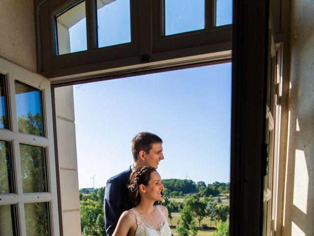 Le mariage de Valentin et Nathalie à Vallons-de-l'Erdre, Loire Atlantique 37