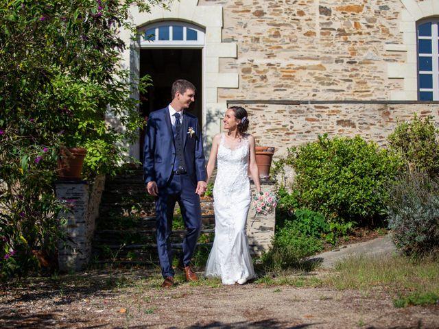 Le mariage de Valentin et Nathalie à Vallons-de-l'Erdre, Loire Atlantique 40