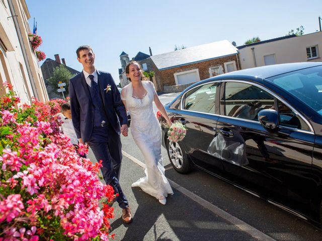 Le mariage de Valentin et Nathalie à Vallons-de-l'Erdre, Loire Atlantique 41