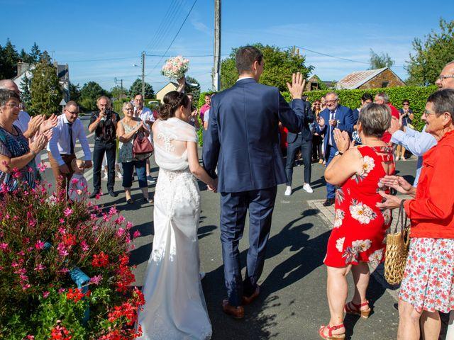 Le mariage de Valentin et Nathalie à Vallons-de-l'Erdre, Loire Atlantique 42