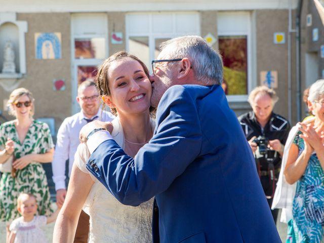 Le mariage de Valentin et Nathalie à Vallons-de-l'Erdre, Loire Atlantique 43