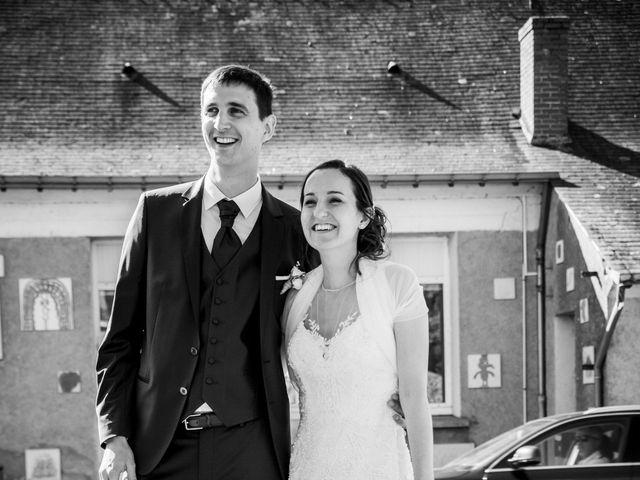 Le mariage de Valentin et Nathalie à Vallons-de-l'Erdre, Loire Atlantique 44