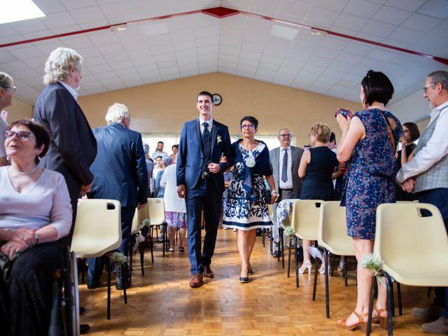 Le mariage de Valentin et Nathalie à Vallons-de-l'Erdre, Loire Atlantique 45