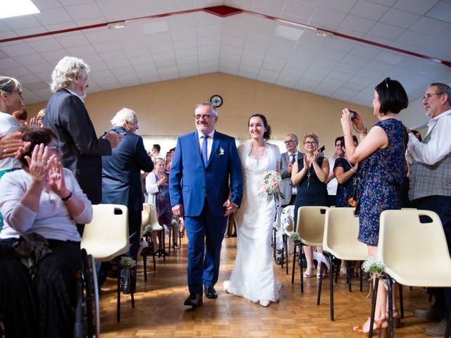 Le mariage de Valentin et Nathalie à Vallons-de-l'Erdre, Loire Atlantique 46