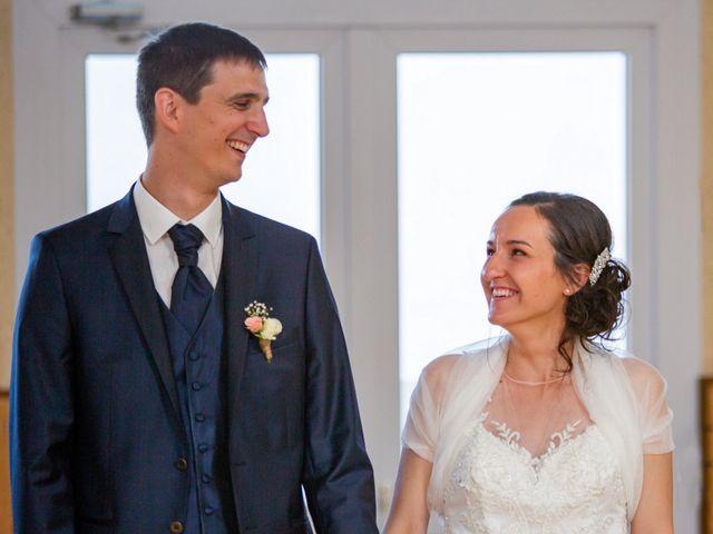 Le mariage de Valentin et Nathalie à Vallons-de-l'Erdre, Loire Atlantique 52