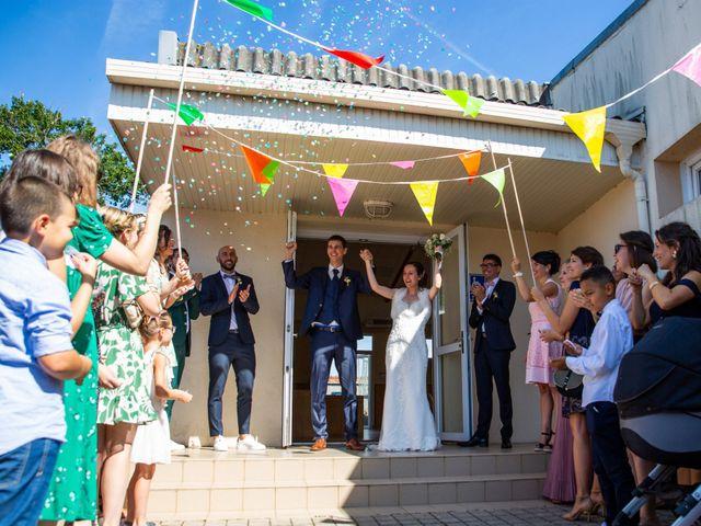 Le mariage de Valentin et Nathalie à Vallons-de-l'Erdre, Loire Atlantique 57