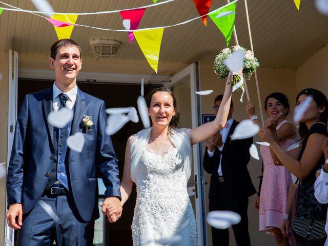 Le mariage de Valentin et Nathalie à Vallons-de-l'Erdre, Loire Atlantique 58