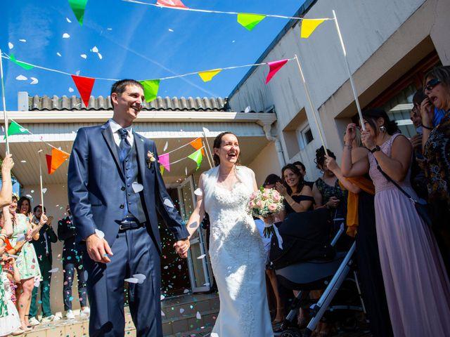 Le mariage de Valentin et Nathalie à Vallons-de-l'Erdre, Loire Atlantique 60