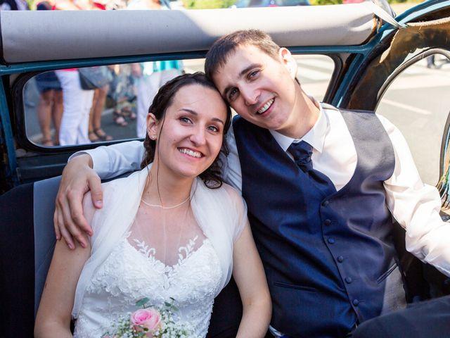 Le mariage de Valentin et Nathalie à Vallons-de-l'Erdre, Loire Atlantique 64
