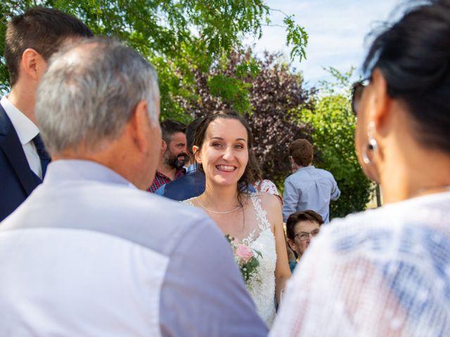 Le mariage de Valentin et Nathalie à Vallons-de-l'Erdre, Loire Atlantique 75