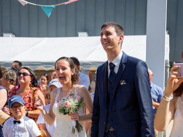 Le mariage de Valentin et Nathalie à Vallons-de-l'Erdre, Loire Atlantique 77