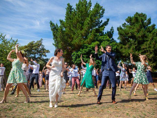 Le mariage de Valentin et Nathalie à Vallons-de-l'Erdre, Loire Atlantique 79