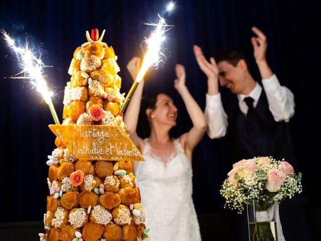 Le mariage de Valentin et Nathalie à Vallons-de-l'Erdre, Loire Atlantique 88