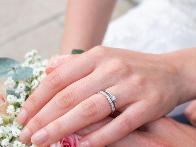 Le mariage de Valentin et Nathalie à Vallons-de-l'Erdre, Loire Atlantique 91