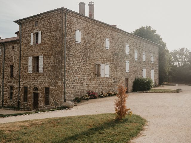 Le mariage de Lilian et Nina à Saint-Romain-d'Ay, Ardèche 1
