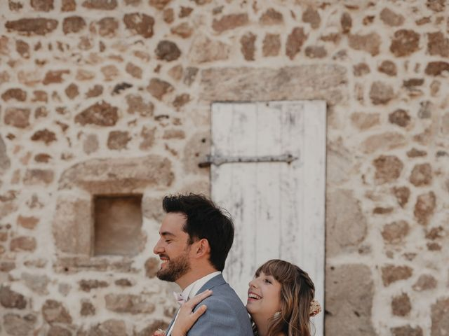 Le mariage de Lilian et Nina à Saint-Romain-d'Ay, Ardèche 35