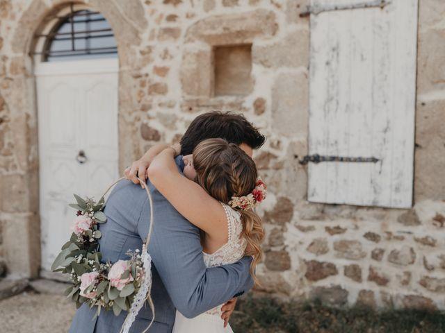 Le mariage de Lilian et Nina à Saint-Romain-d'Ay, Ardèche 36