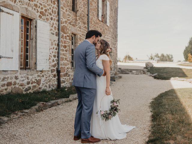 Le mariage de Lilian et Nina à Saint-Romain-d'Ay, Ardèche 37