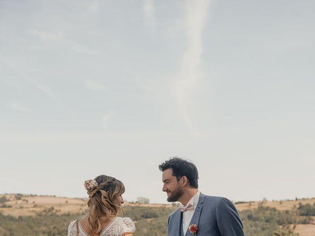 Le mariage de Lilian et Nina à Saint-Romain-d'Ay, Ardèche 39