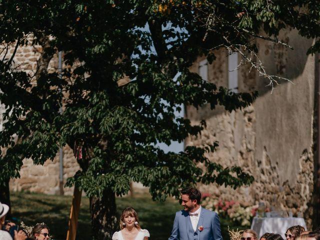 Le mariage de Lilian et Nina à Saint-Romain-d'Ay, Ardèche 43