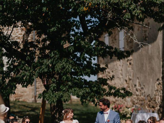 Le mariage de Lilian et Nina à Saint-Romain-d'Ay, Ardèche 44