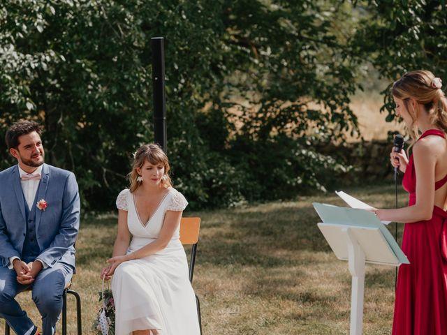 Le mariage de Lilian et Nina à Saint-Romain-d'Ay, Ardèche 45