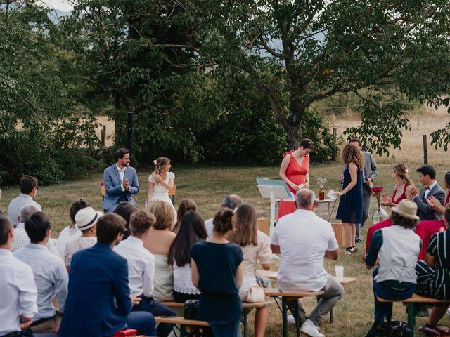 Le mariage de Lilian et Nina à Saint-Romain-d'Ay, Ardèche 46