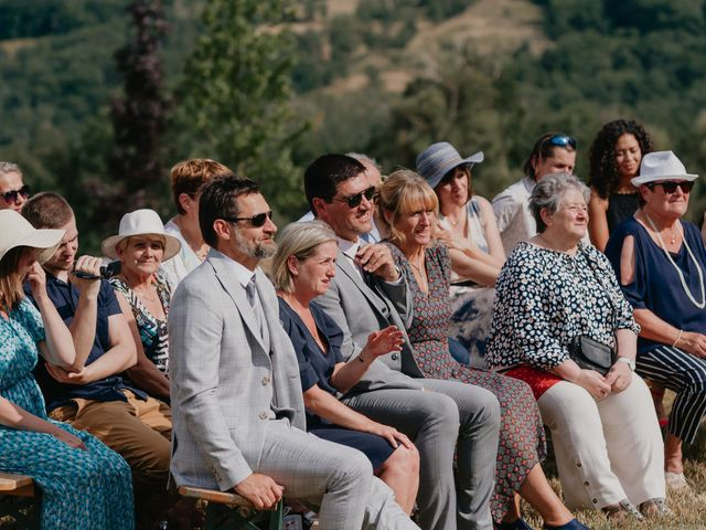 Le mariage de Lilian et Nina à Saint-Romain-d'Ay, Ardèche 48