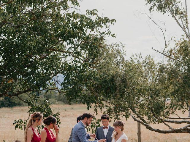 Le mariage de Lilian et Nina à Saint-Romain-d'Ay, Ardèche 52