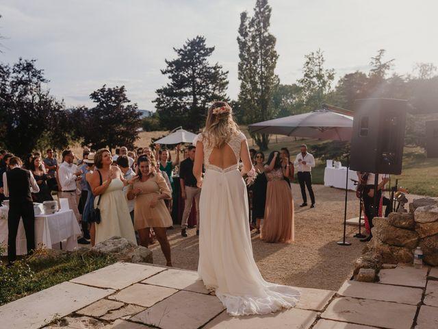 Le mariage de Lilian et Nina à Saint-Romain-d'Ay, Ardèche 63