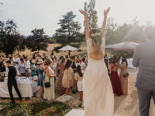 Le mariage de Lilian et Nina à Saint-Romain-d'Ay, Ardèche 65
