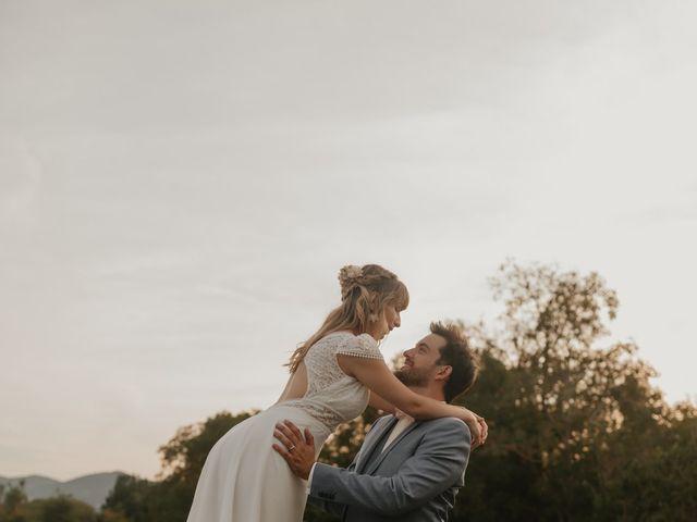 Le mariage de Lilian et Nina à Saint-Romain-d'Ay, Ardèche 69