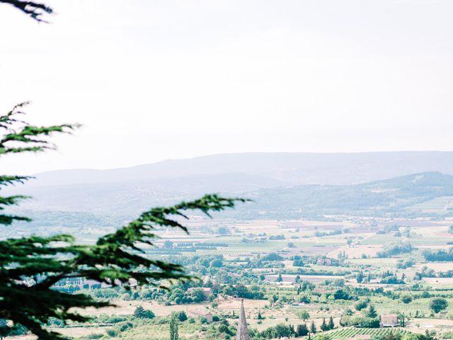 Le mariage de Romain et Laetitia à Bonnieux, Vaucluse 9