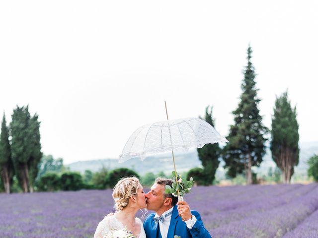 Le mariage de Romain et Laetitia à Bonnieux, Vaucluse 11