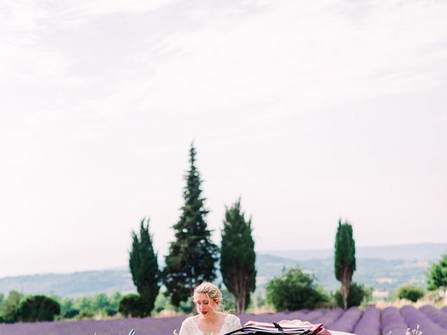 Le mariage de Romain et Laetitia à Bonnieux, Vaucluse 12