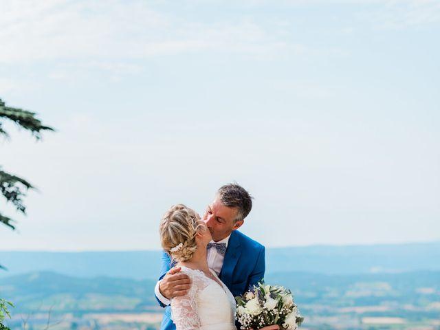Le mariage de Romain et Laetitia à Bonnieux, Vaucluse 13