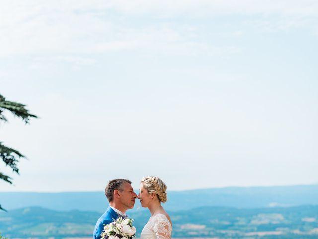 Le mariage de Romain et Laetitia à Bonnieux, Vaucluse 16