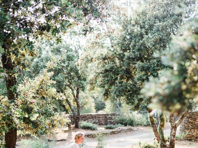 Le mariage de Romain et Laetitia à Bonnieux, Vaucluse 18