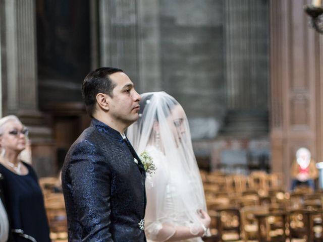 Le mariage de Radu et Marika à Paris, Paris 3